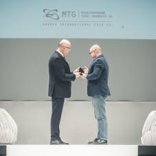 Nagroda New Age Design dla Dariusza Zarańskiego