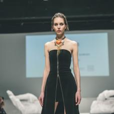 Kolekcja Freedom: moda: Patrycja Bryszewska, biżuteria: Andrzej Jacyszyn