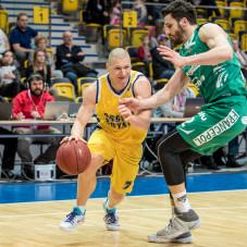 Krzysztof Szubarga i Nemanja Djurisić