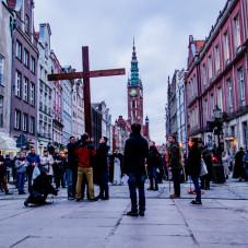 Miejska Droga Krzyżowa - Gdańsk