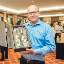 Tschida została wylicytowana za 950 zł. Na zdjęciu Hans Tschida