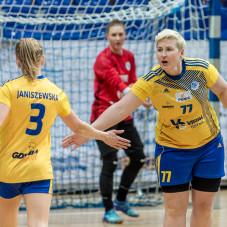 Katarzyna Janiszewska i Patrycja Kulwińska