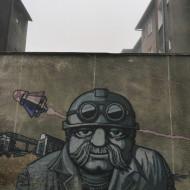 Niezwykłe murale Gdyni #1