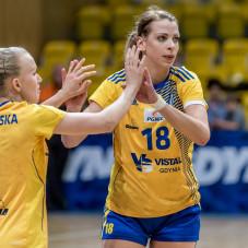 Katarzyna Janiszewska i Aleksandra Zych