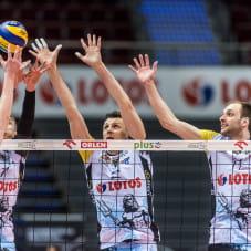 Damian Schulz, Wojciech Grzyb i Miłosz Hebda