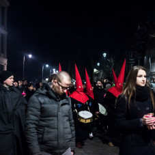 III Nocne Misterium Męki Pańskiej w Gdańsku