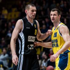 Filip Dylewicz i Piotr Szczotka