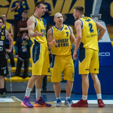 Piotr Szczotka, Krzysztof Szubarga i Marcel Ponitka