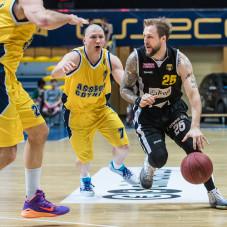 Krzysztof Szubarga i Tyler Laser