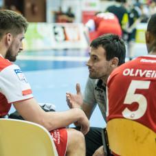 Hubert Kornecki i Marcin Lijewski