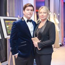 Magdalena Pleskacz i Kieran Chalker Garton Jones
