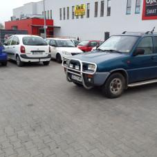 Pan parkingu