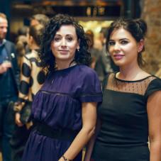 Barbara Baryłka i Monika Sawicka