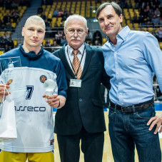 Krzysztof Szubarga z nagrodami
