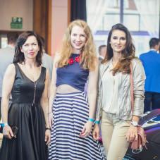 Beata Komorek, Agata Braun, Kamila Krzeska