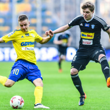 Mateusz Szwoch i Dominik Furman