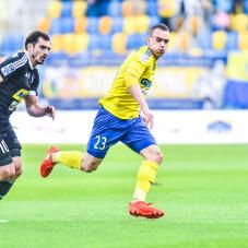 Giorgi  Merebashvili i Marcin Warcholak