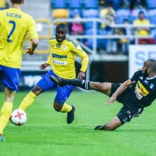 Yannick Kakoko Sambea i Jose  Kanté