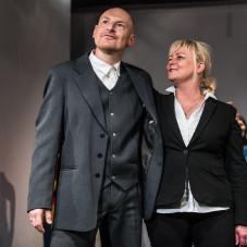 Tomasz Waberski i Barbara Franczak-Kulig