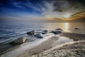 Poranki nad morzem