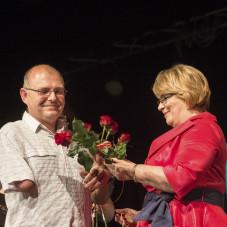 Piotr Chrzanowski i Teresa Kuśmierska