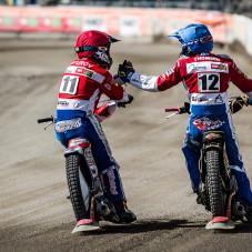 Renat Gafurov i Anders Thomsen