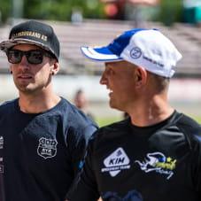Anders Thomsen i Marek Dera