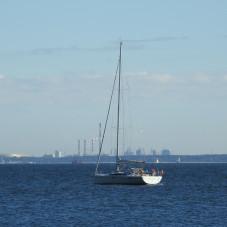 Gdynia - wyjście w morze cdn.