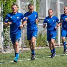 Michał Nalepa, Vinicius da Silva de Oliveira Marcus, Rafał Siemaszko i Dominik Hofbauer