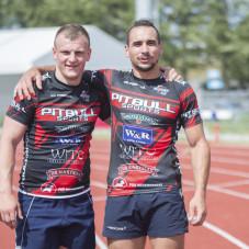 Radosław Rakowski i Szymon Sirocki