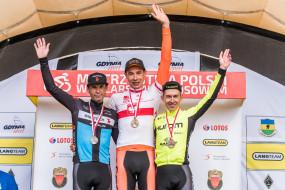 Marek Rutkiewicz, Adrian Kurek i Emanuel Piaskowy