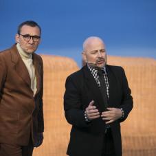 Grzegorz Wolf i Bogdan Smagacki