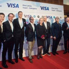 Paweł Adamski, Artur Żmijewski, Borys Szyc, Marcin Skwierawski, Piotr Adamczyk, Katarzyna Figura, Maciej Stuhr