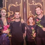 Karolina Michałek, Marcin Marzec i aktorzy