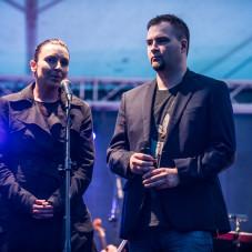 Ania Kądziela-Grubman i Michał Grubman
