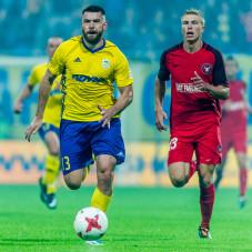 Grzegorz Piesio i Rasmus Nissen