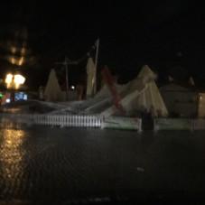 News: Trójmiasto po burzy. Powalone drzewa, dzielnice bez prądu