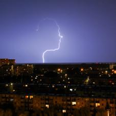 Burza nad Trójmiastem