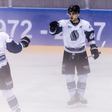 Jan Steber i Mikhail Samusenko