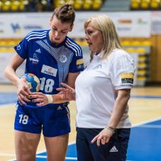 Aleksandra Zych i Agnieszka Truszyńska