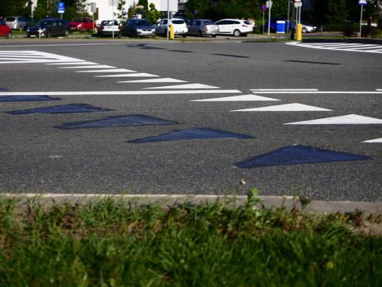 Turbinowe rondo przy lotnisku, utrudnienia na ul. Romera