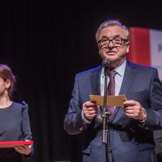 Jan Gogolewski, prezes Związki Rzemiosła Polskiego
