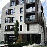 Victoria Residence w Sopocie - wykonanie elewacji