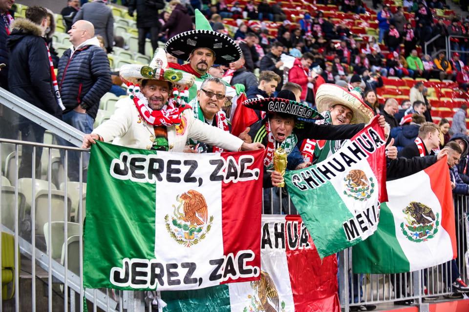 Kibice Meksyku