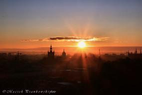 Gdańsk rano 14 listopada
