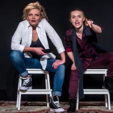 Aleksandra Derda i Magdalena Bochan-Jachimek