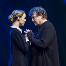 Maria Domżał i Sylwester Kostecki