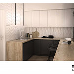 MAKE Architekci - projekt kuchni
