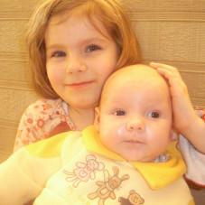 kochająca siostrzyczka