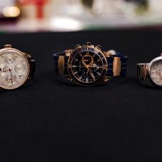 Trzy najcenniejsze zegarki IWC Schaffhausen 166840 zł Zegarek damski OMEGA 54600 ł,bZegarek ULYSSE NARDIN 148 750 zł